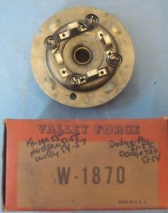 New Old Replacement Stock Generator End Plate 51 57 Kaiser Hudson Willys Dodge