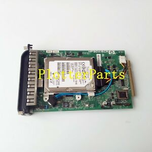 Hp Designjet Z2100 Formatter With Hdd Q6675 67033 Q6675 60121 Q6675 60135