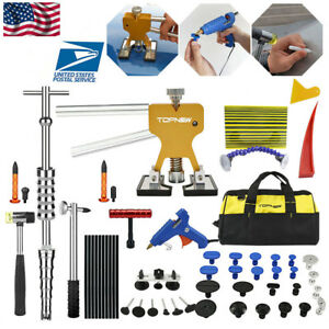 Car Body Tools Dent Puller Lifter Hail Removal Paintless Repair Line Board Kits