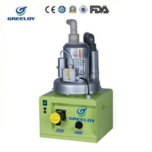 Dental Suction Unit System Vacuum Pump 900l min Support 3 5 Dental Chairs Gs 03