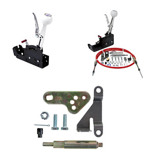 B M Pro Stick Automatic Shifter W Bracket And Lever Kit For 62 73 Gm Powerglide