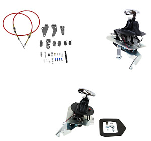 B M Install Kit For 94 04 Mustang C4 Transmission And Automatic Shifter Console