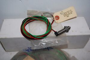 Klixon Pressure Switch 10at14 3 10 W lead Aircraft Application