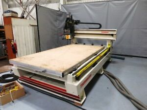 5 x10 Thermwood Model Cs45 3 axis Cnc Router cabinet Shop New 2007
