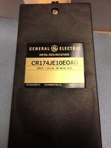 General Electric Cr174je10eoao Infrared Receiver 115 V ac 60hz Used