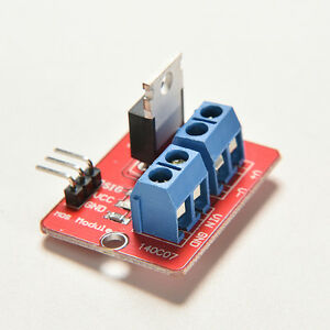 Mosfet Button Irf520 Mosfet Driver Module For Arduino Arm Raspberry