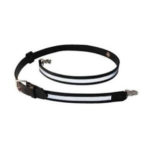 Boston Leather Firefighters Radio Strap Belt Extra Large