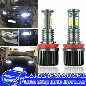240w Led Angel Eye Halo H8 E92 For Bmw 750li 760li 740li Bmw F01 F02 7 series