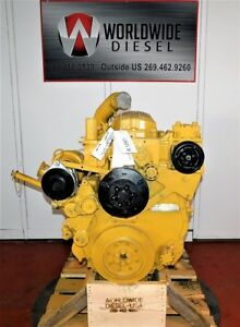1999 Cat C12 2ks Diesel Engine 410 Hp Approx 360k Miles