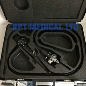 Olympus Gif xq240 Video Gastroscope Evis Case Excellent Cond Tested Endoscopy