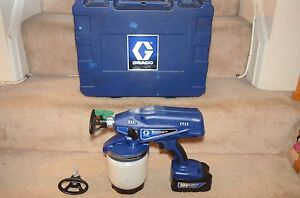 Proffessional Cordless graco Tru coat Paint Sprayer
