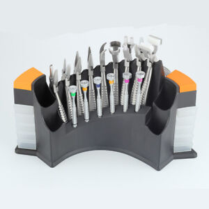 Optician Optical Tools Kit Eyeglasses Repair 6 Pcs Screwdrivers 9pcs Pliers Top