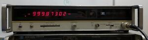 Hp 5340a Frequency Counter Working