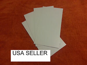 White Styrene Sheets 10 040 1 0 Mm 0 04 04 Vacuum Forming For Machine