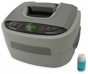 Isonic P4821 Commercial Ultrasonic Cleaner Detachable Power Cord