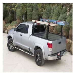 Bak Industries 72411bt Bakflip Cs f1 Tonneau Cover W rack For Tundra 8 Bed