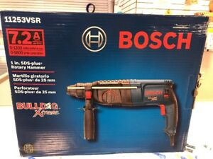 New 1 In Sds Plus Chuck Rotary Hammer Drill Corded Power Tool Variable Speed