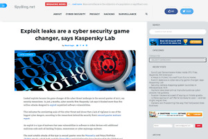 Cyber Security Privacy Spy Blog Website Business For Sale