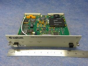 Datum 23412887 008 0 Prr 10 Gps Reference Controller