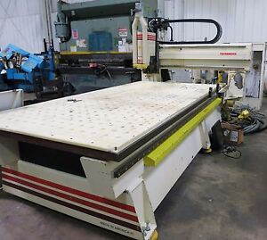 5 X 10 Thermwood Model C53 3 axis Cnc Router