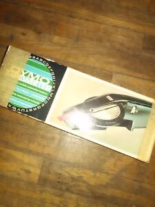 Vintage Dymo Tapewriter With 6 Colored Tapes