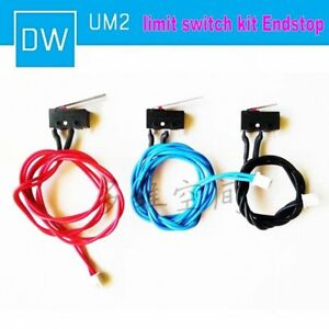 Um 2 Ultimaker 2 Extended Limit Switch Kit Endstop Micro Switch Connector