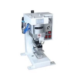 Up And Down Heating Type Pneumatic Hot Foil Stamping Machine 40 150mm 220v