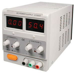 Rsr Variable Dc Power Supply