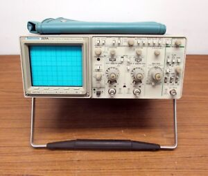 Tektronix 2221a 100 Mhz Digital Storage Oscilloscope