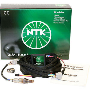 Ngk Ntk Afx Gen 2 Air To Fuel Ratio Wide Band Monitor Kit 90067