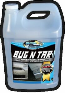Bug N Tar Remover Removes Glues And Adhesive Backings