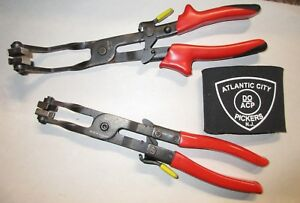 Kent Moore Tool Mkm 6182 Saturn Angle Line Pliers Specialty Tool Set