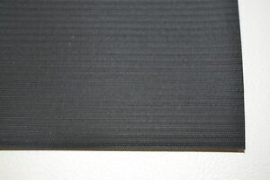 1966 66 1967 67 Chevelle 2 4 Door Sedan Black Non Perforated Headliner Usa