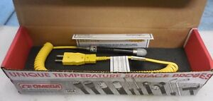 Omega 88006k High Temperature Thermocouple Surface Probes