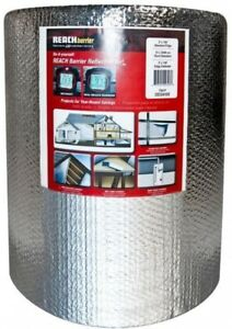 Insulation Roll 2 Ft X 100 Ft Double Reflective Insulation Roll Double Air