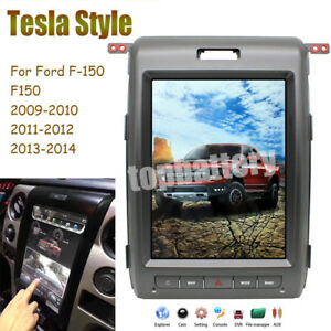 12 1 Android Touch Car Radio Gps Navi Tesla Style For Ford F150 2009 2014 F 150