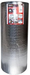 Insulation Roll 4 Ft X 100 Ft Air Double Reflective Polyethylene