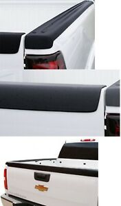 Stampede Brc0021 Brc0030 Tailgate Bed Rail Caps For Chevy Silverado 1500 3500