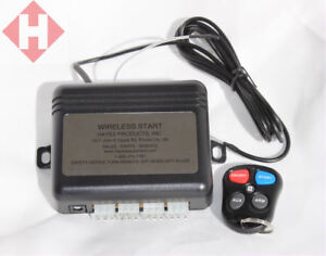 Wsk 1 Wireless Remote Start Kit For Honda Eu3000is Portable Generator Plugnplay