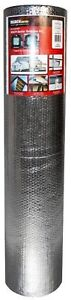 Insulation Roll 4 Ft X 50 Ft Air Double Reflective Polyethylene Insulation Roll