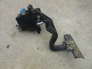 John Deere Brake Pedal Master Cylinder Backhoe Tractor Fits Many Years 310 410