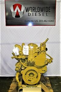 1999 Cat 3126 Diesel Engine 210 Hp Approx 229k Miles S n 7as