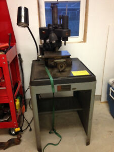 Hamilton Varimatic Drill Press Precision Nice