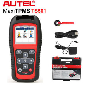 Autel Maxitpms Ts501 Tpms Automotive Scanner Diagnostic Obd2 Tool Tire Pressure