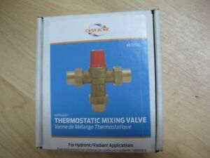 New Other Cash Acme Thermostatic Mixing Valve 831072