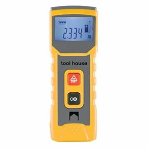 New Tool House Laser 100 Ft Digital Distance Measurer 7704455 Free Shipping