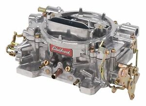 Edelbrock 9905 Performer 600 Cfm Manual Choke Remanufactured Carburetor