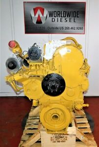 1997 Cat 3406e 6ts Diesel Engine 475 Hp Approx 460k Miles