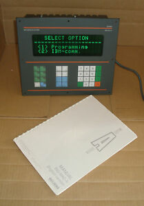 Bigmac a New Mitsubishi Beijer Plc Hmi Operator Interface Panel Bigmaca