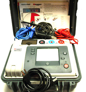 Megger Mit510 2 5 Kv High Voltage Insulation Resistance Tester
